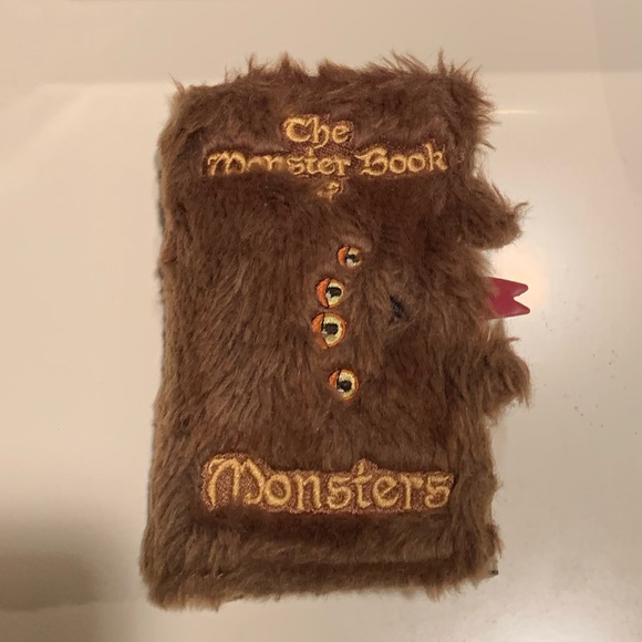 buy popular 5f6ac 1d211 HP Monster Book of Monsters iPhone Case/ Wallet 📱